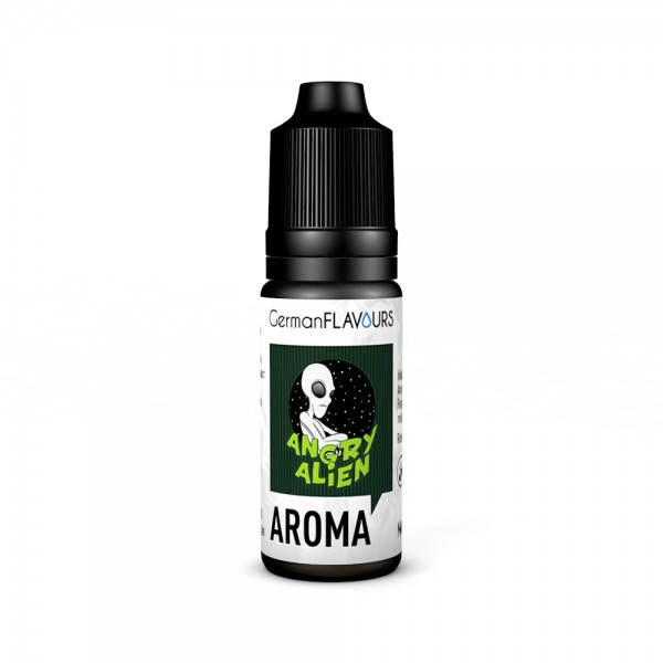 Angry Alien Aroma