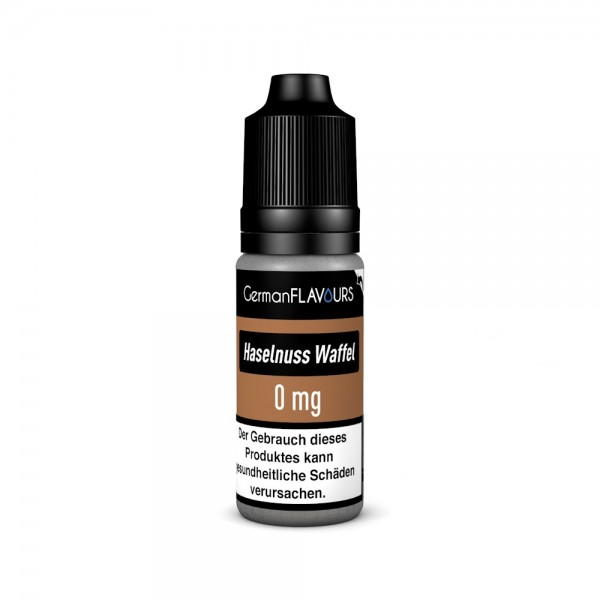Haselnuss Waffel e-Liquid
