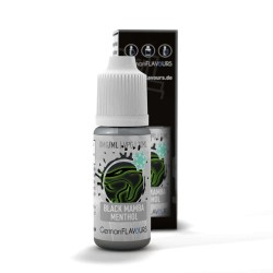 Black Mamba e-Liquid with menthol