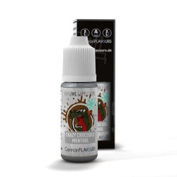Crazy Crocodile e-Liquid with menthol