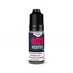 Hangover e-Liquid with menthol