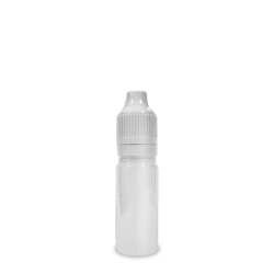 e-Liquid bottle with child-resistant safety cap 10ml