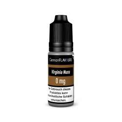 Virginia Nuss e-Liquid