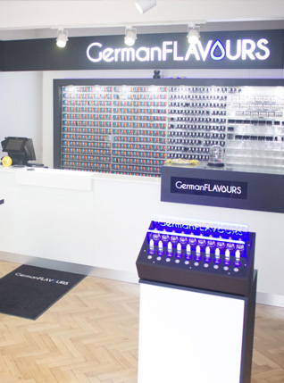 GermanFLAVOURS Store Bamberg