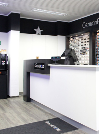 GermanFLAVOURS Store Bayreuth