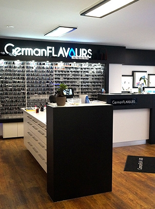 GermanFLAVOURS Store Hennef