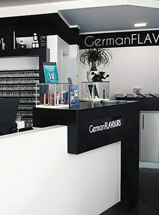 GermanFLAVOURS Store Kehl3