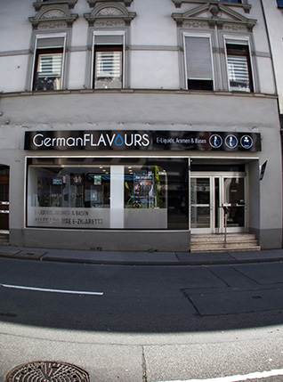 GermanFLAVOURS Store Wuppertal 3