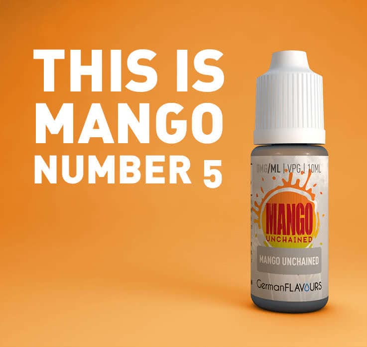 Ladies and Gentlemen - this is Mango Number 5...