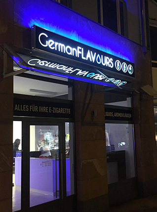 GermanFLAVOURS Store Mainz